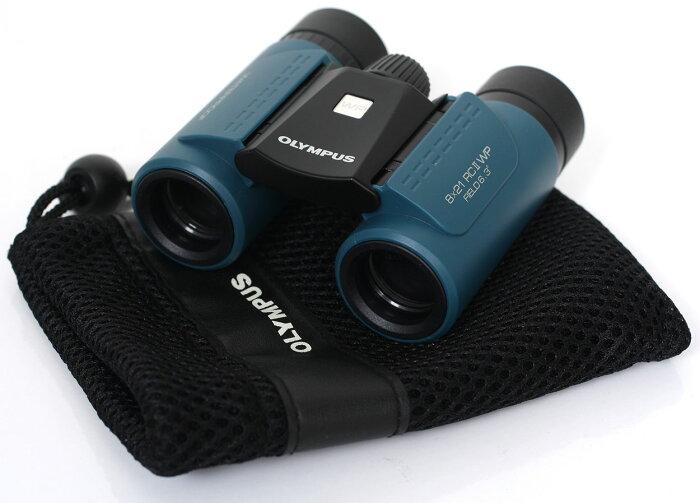 【期間限定特価】オリンパス 防水双眼鏡 8x21RCII WP ダハスタイル双眼鏡 [02P05Nov16]