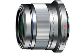 "OLYMPUS M.ZUIKO DIGITAL 45 mm F1.8 ""stock ~ 3 business days after shipping, large caliber just focus in telephoto lenses"