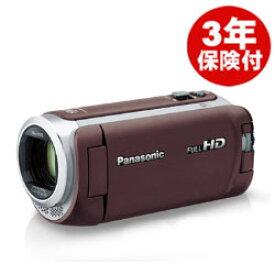 Panasonic HC-W590M ブラウン フルハイビジョンデジタルビデオカメラ (HC-WZ590M同等商品) 【smtb-TK】[02P05Nov16]