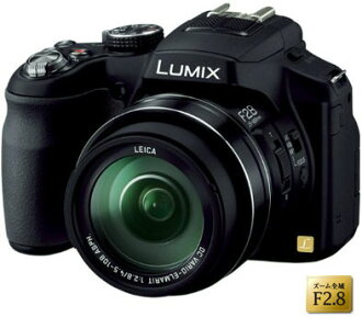 """Panasonic LUMIX DMC-FZ200 """"delivery-2 business days after shipping"""" 600 mm angle of view even reserved brightness of F2.8 optical 24 x zoom with digital cameras [fs04gm], [02P01Oct16]"""
