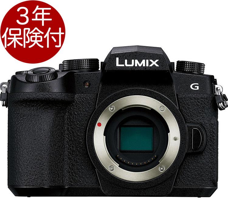 [3年保険付] Panasonic LUMIX G99 ボディーセット DC-G99-K ルミックスG99 Body [02P05Nov16]
