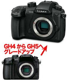 Panasonic LUMIX GH5←LUMIX GH4 パナソニックデジタル一眼レフボディーグレードアップ!GH4を下取りに出してGH5を購入する際の下取り交換差額[02P05Nov16]