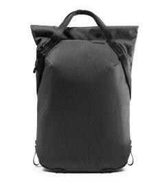 peakdesign Everyday Totepack 20L v2 Black ピークデザイン エブリデイトートパック 20L ブラック バックパック型カメラバッグ[02P05Nov16]