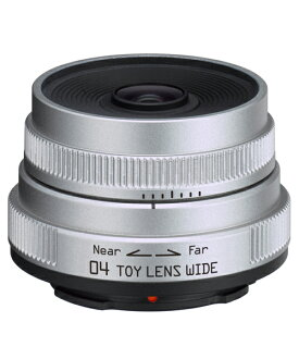 "Pentax PENTAX 04 TOY LENS WIDE (6.3mmF7.1) Q mount wide-angle ""quick delivery-2 business days after shipping ' wide-angle lens pictures that tasted like a toy camera. Ideal for a light snap photos. fs3gm"