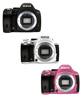 "PENTAX k-50 body only (color) ""quick delivery-2 business days after shipping, [fs04gm], [03P27Mar15]"