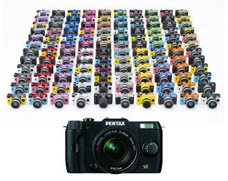 "Q7 PENTAX zoom lens Kit order color ""delivery two weeks' Q7 + 02 STANDARD ZOOM(5-15mmF2.8-4.5) [maximum sensor size in the Q-Series digital SLR cameras standard zoom lens Kit], [02P05Nov16]"