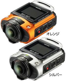 """理光 WG-M2 行動相機""""交付 2 個工作日後發貨時程表 ' 204 度超廣角鏡頭,20 米防水、 防震的緊湊型數碼相機 [fs04gm] [02P28Sep16]"""