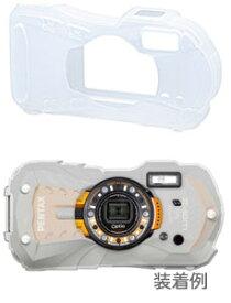 PENTAX プロテクタージャケット O-CC1252[メール便で送料無料-3]『3〜4営業日後の発送予定』【必須! カメラをキズから守るPENTAX/RICOH WG-40,WG-40W用プロテクタージャケット】4549212216305[02P05Nov16]