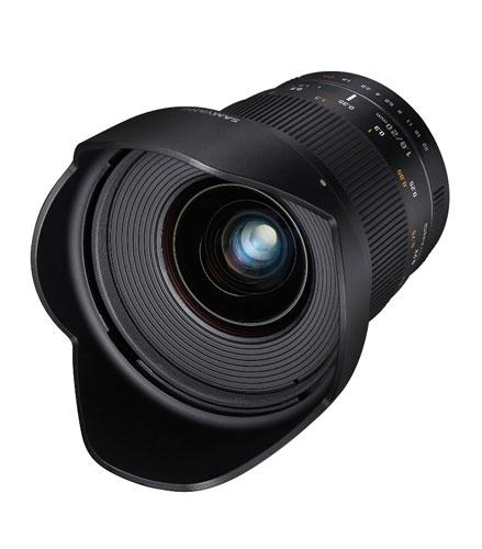[3年保険付]【棚ずれ品処分特価】SamYang 20mm F1.8 ED AS UMC フルサイズセンサー対応の広角レンズ『即納〜3営業日後の発送』【smtb-TK】【RCP】[fs04gm][02P05Nov16]
