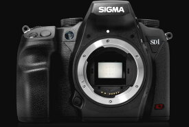 SIGMA SD1 デジタル一眼レフボディーのみ『1〜3営業日後の発送』[02P05Nov16]【コンビニ受取対応商品】
