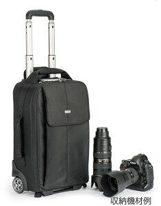 thinkTANKphoto Airport Advantage [小型軽量なローリングケース シンクタンクフォト エアポートアドバンテージキャスターバッグカメラバッグ][02P05Nov16]