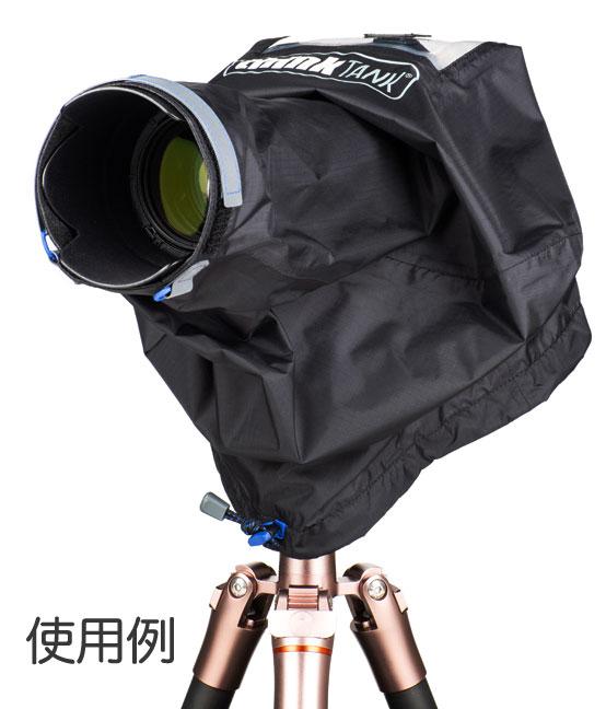 thinkTANKphoto Emergency Rain Cover Medium カメラ用レインコートレインカバー[02P05Nov16]