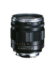 [3年保険付]Voigtlander NOKTON 35mm F1.2 Aspherical VM IIブラック[02P05Nov16]