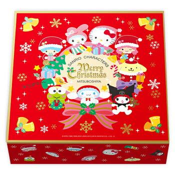 サンリオキャラクターズ_プチ・ガトー_クリスマス