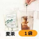 三井農林 WNプロ 濃縮 麦茶 ポーション 19g(1L分) × 30個 × 1袋