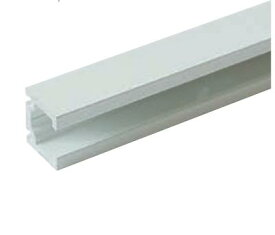 後付け専用ピクチャーレール C−11タイプ2m(ホワイト)メーカー 福井金属工芸