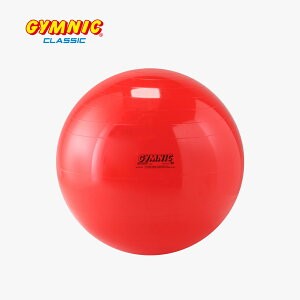 ギムニクバランスボール55cm レッド・ギムニクバランスボール55cmクラシック