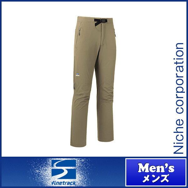 ファイントラック クロノパンツ メンズ [ FBM0301 ][トレッキング パンツ 登山][Men's][男性用]