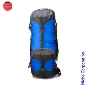 イスカ ウルトラライト コンプレッションバッグ M 山登り アウトドア 圧縮 収納 登山 ツーリング