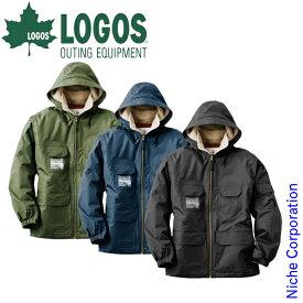 ロゴス レインウェア 防水防寒ジャケット フォード アウトドア アウター キャンプ 秋冬 レインコート 雨合羽