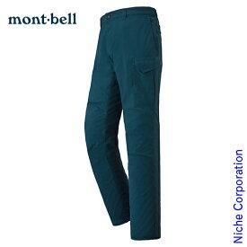 モンベル mont-bell ストレッチカーゴパンツ メンズ 1105576 トレッキングパンツ 超耐久撥水加工 Men's 男性用 nocu