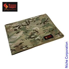 オレゴニアンキャンパー CAMO WP Ground Sheet (M CAMO) OCB-711 キャンプ用品