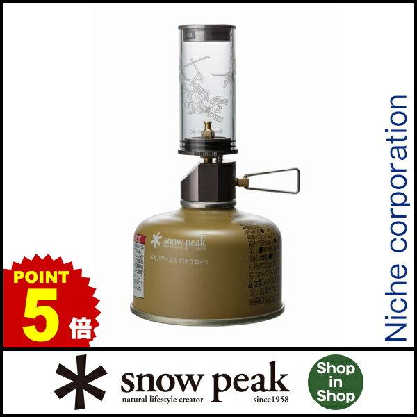 スノーピーク リトルランプ ノクターン 2017 EDITION [ GL-140NK ]