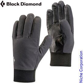 ブラックダイヤモンド ミッドウェイトソフトシェル キャンプ用品 手袋 グローブ BD71620