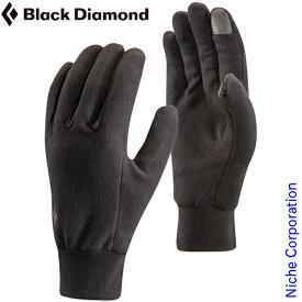 ブラックダイヤモンド ライトウェイト フリース キャンプ用品 手袋 グローブ BD77160