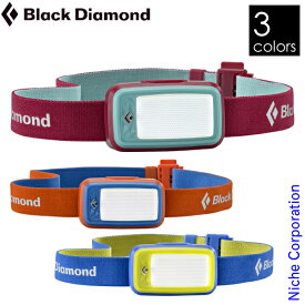 ブラックダイヤモンド ウィズ BD81097 ヘッドライト ヘッドランプ 子供用 LED