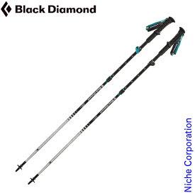 ブラックダイヤモンド ウィメンズ ディスタンスFLZ キャンプ用品 トレッキングポール BD82358