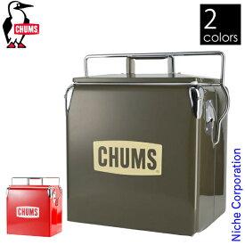 チャムス スチールクーラーボックス CH62-1128 クーラーボックス ジャグ キャンプ用品