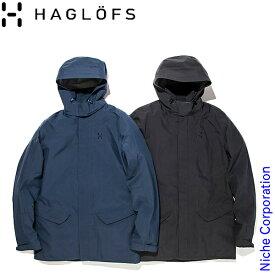 ホグロフス ( Haglofs ) イーチャンジャケット Idtjarn Jacket メンズ [ 603608 ] 秋冬 ウェア アウトドア ジャケット