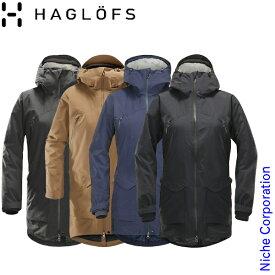 ホグロフス ( Haglofs ) トーソンパーカー Torsang Parka レディース [ 603613 ] 秋冬 ウェア アウトドア パーカー