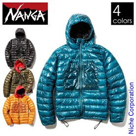 ナンガ エアリアルダウンパーカーパッカブル AERIAL-DPPK アウトドア ウェア キャンプ トップス 秋冬 NANGA ダウンジャケット アウター