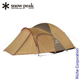 スノーピーク アメニティドーム S SDE-002RH キャンプ 用品 テント タープ ドーム型 初心者 エントリー ファミリー 【お1人様2点限り】