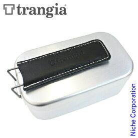 Trangia ( トランギア ) メスティン用 ハンドルカバー ブラック キャンプ クッカー 取っ手 カバー