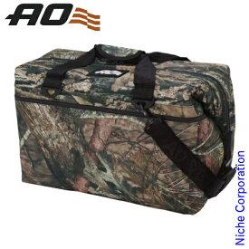 AOクーラーズ 36パック キャンバス ソフトクーラー ブレイクアップ AOMO36 キャンプ用品