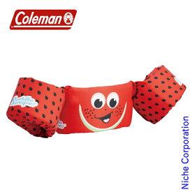コールマン パドルジャンパー(オレンジ) 2000033967 キャンプ用品 浮き輪 うきわ 海水浴 プール 水着 子供 こども 子ども 春夏