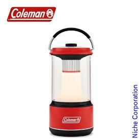 コールマン バッテリーガードLED ランタン/1000 (レッド) 2000034245 キャンプ ライト 1000ルーメン