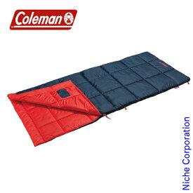 コールマン パフォーマーIII/C5 (オレンジ) 2000034774 キャンプ用品 来客用 布団セット 新生活 寝袋