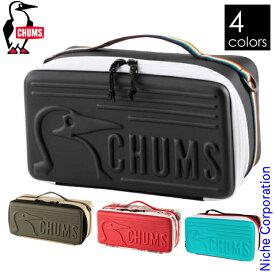 チャムス ブービーマルチハードケース M CH62-1205 EVA樹脂 アウトドア ギアケース 収納 キャンプ用品 グッズ収納 小物入れ ペグ ハンマー ランタン カメラ