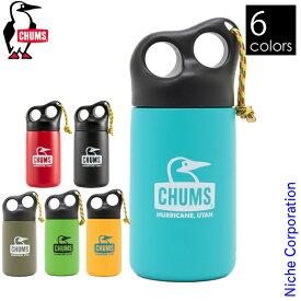 チャムス キャンパーステンレスボトル 320 CH62-1409 キャンプ用品