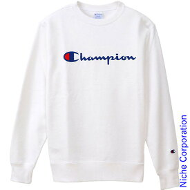 Champion(チャンピオン) クルーネック スウェットシャツ メンズ C3Q002-L10