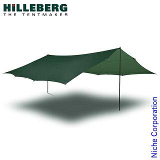 ヒルバーグタープ20エクスペディショングリーン12770030008020