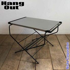 Hang Out(ハングアウト) ファイヤーサイドテーブル ステンレストップ FRT-5031ST おうちキャンプ ベランダキャンプ べランピング