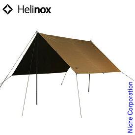 ヘリノックス タクティカル Tac. レクタ3.5タープ Helinox キャンプ タープ アウトドア