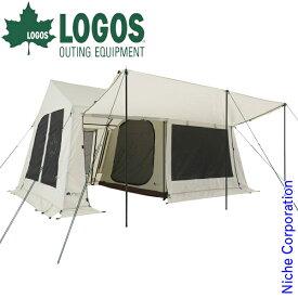 ロゴス グランベーシック リバイバルコテージ L-BJ テント 71805546 キャンプ用品