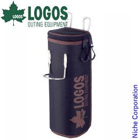 ロゴス ペグハンマーBOXポーチ 71996527 キャンプ用品
