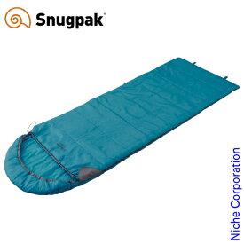 スナグパック ( Snugpak ) ノーチラス ストームブルー [ SP96201SBL ] シュラフ 化繊 マミー型
